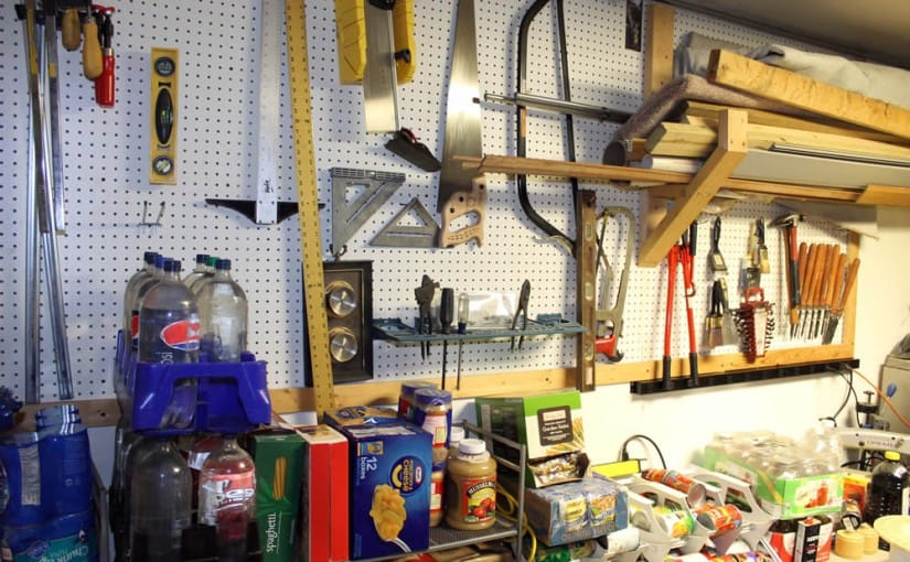 10 Tips For a More Organized Garage & Shop