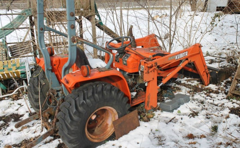 Restoring a Kubota B20 Compact Utility Tractor and putting it back to work!