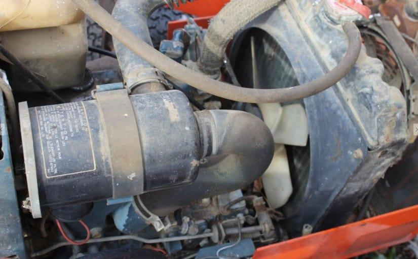 Restoring a Kubota B20 Tractor – Part 2