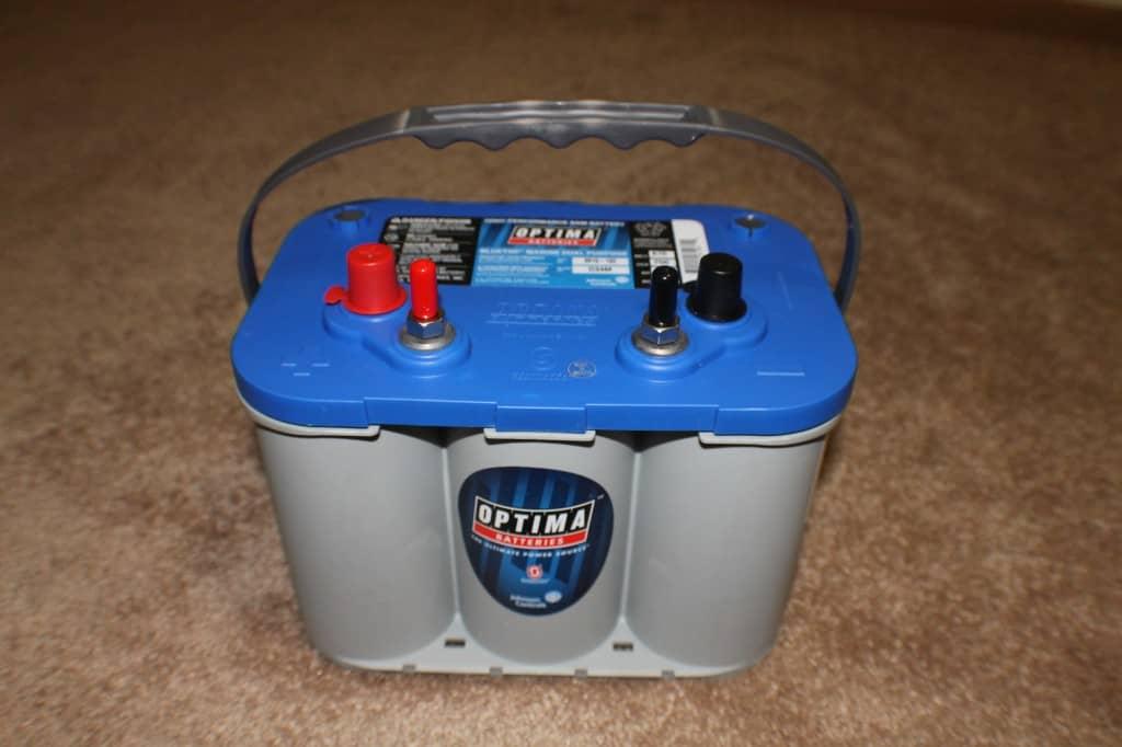 Optima Deep Cycle Battery