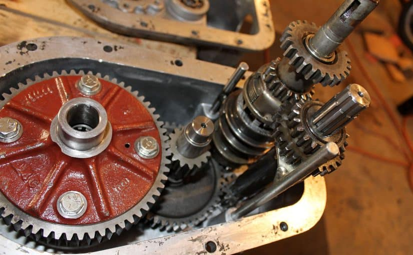 Teardown, Overhaul, & Re-Assembly of Yazoo Mower Transmission