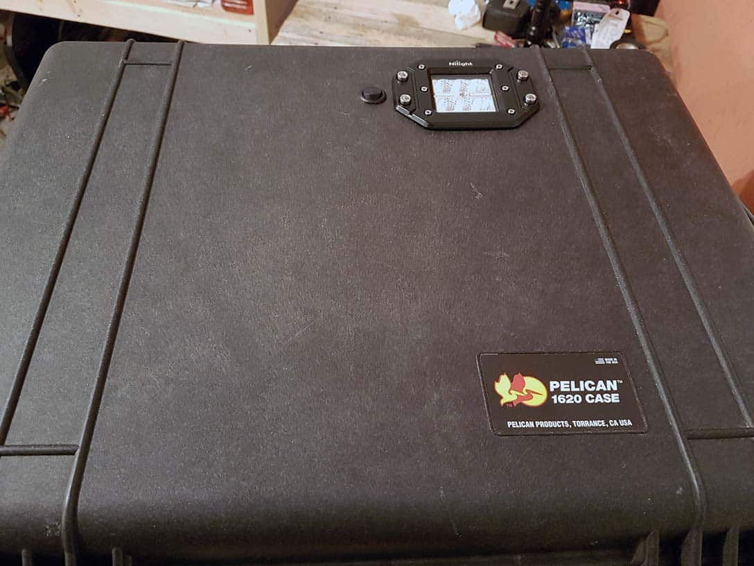 large-solar-generator-top-panel-light