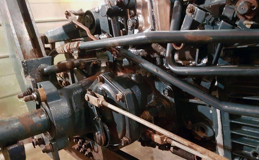 Restoring a Kubota B20 Tractor – Part 4