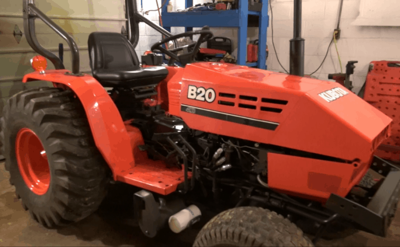 Loading Tractor Tires Quick & Easy