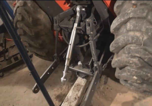 Loading Tires Step 1