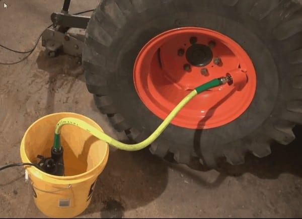 Loading Tires Step 3