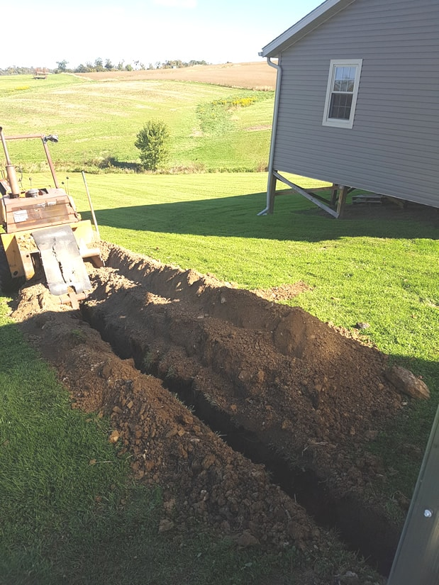 Case 360 deep trench