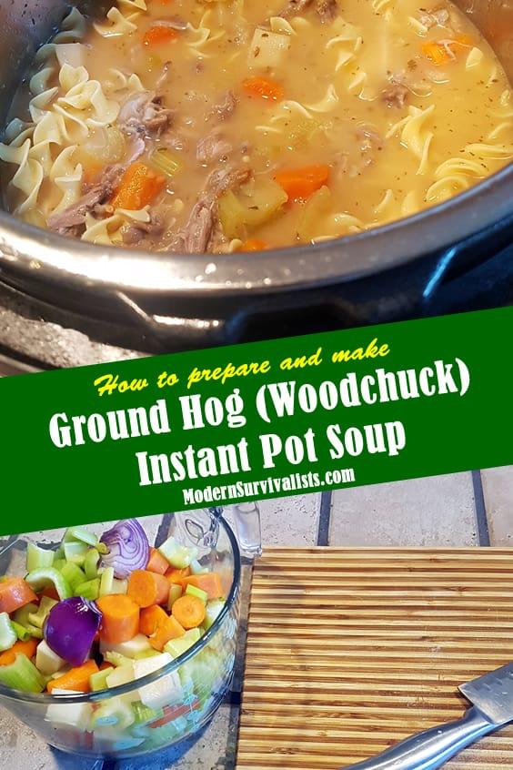 groundhog instant pot soup 1